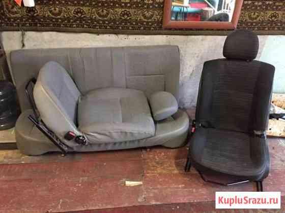 Сиденье на Рено Норильск