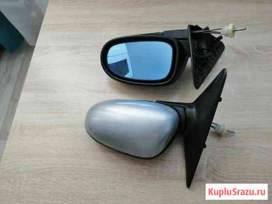 Продам зеркала на ваз 21124,цвет серебристый метал Ульяновск