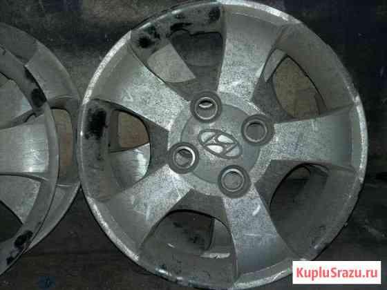 Колесные колпаки Hyundai accent Владимир