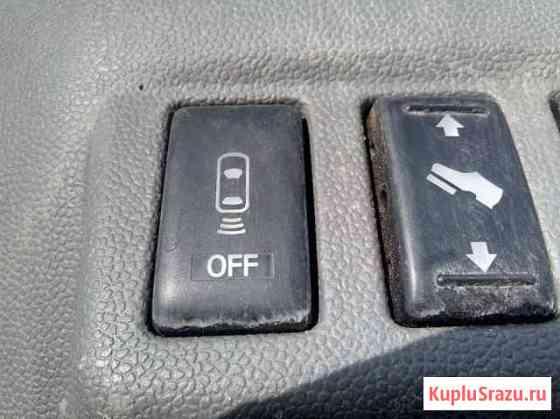 Кнопка многофункциональная задняя Nissan Armada Челябинск