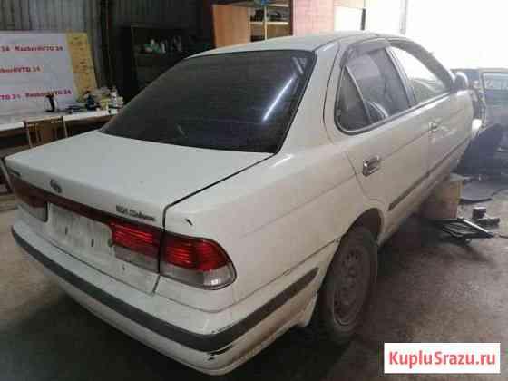 Nissan sunny 2000г Красноярск