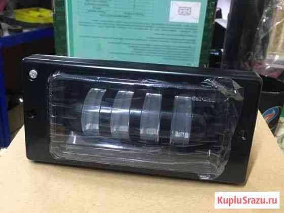 Противотуманные фары 2110-2114 40 W LED sal-man Невинномысск