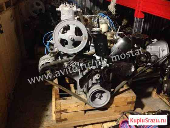 Двигатель ЗИЛ-130 508-1000400-61 Москва