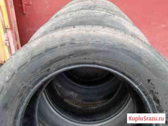 2 шины 235/65 R17 Bridgestone Dueler H/P Sport Чебоксары