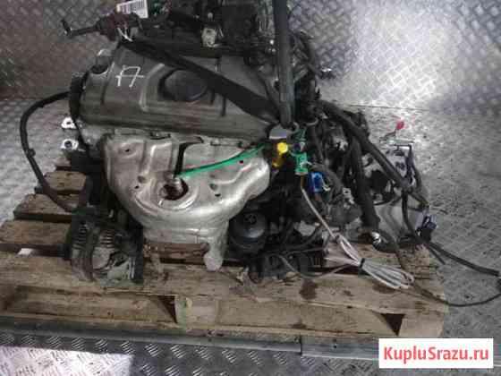 Двигатель Peugeot 207 KFV 10FST3 Екатеринбург