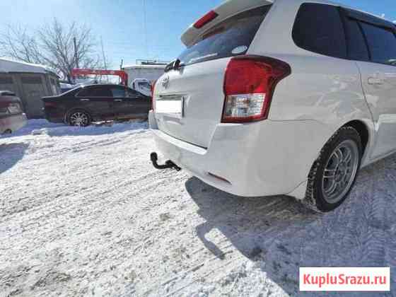Фаркоп для Toyota Corolla Fielder 2012 Новосибирск