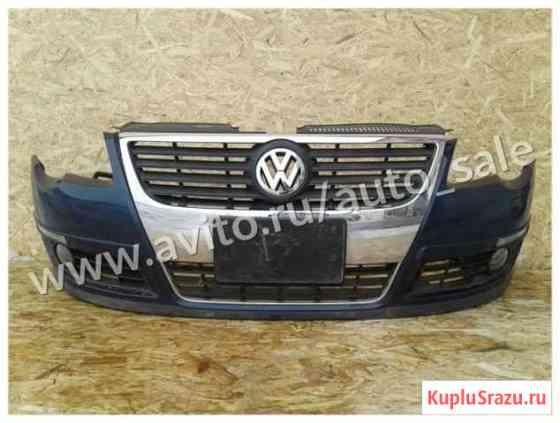 Бампер передний Volkswagen Passat B6 (2005-2010) Архангельск
