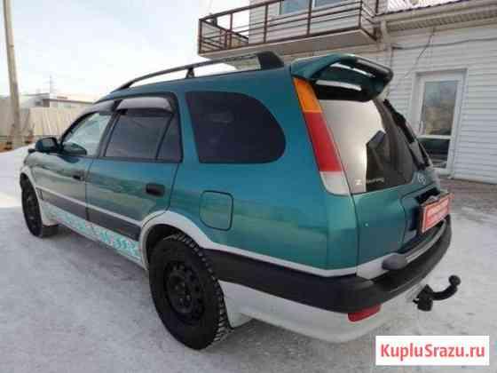 Фаркоп Toyota Sprinter Carib (Тойота Кариб) Новосибирск