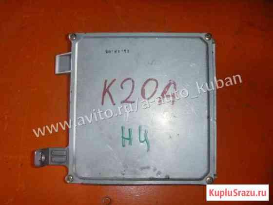 Блок управления двигателем хонда K20A Краснодар