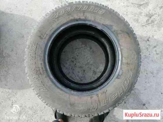 Резина грязивая р15 205/70 2шт Брянск