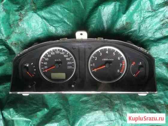 Панель приборов Nissan Almera N16 Ниссан Альмера Архангельск