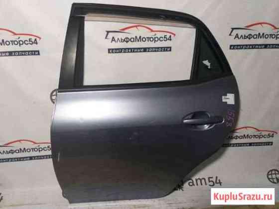 Дверь задняя левая Toyota Auris NZE151 1NZ-FE 2007 Новосибирск
