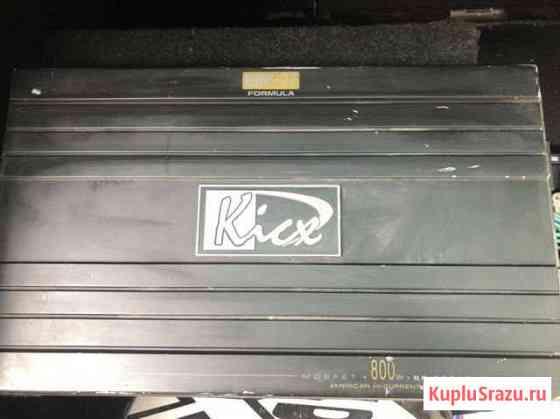 Продам усилитель kicx kap 27 Краснодар