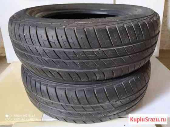 Продам 2 шины barum brillantis 2 195/65/r15 Новосибирск