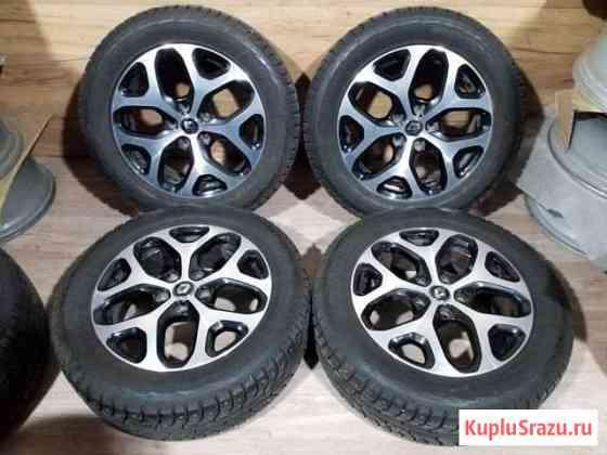 Renault Kaptur Зимние шипованные колёса R17 Санкт-Петербург