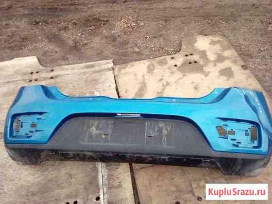 Бампер задний Renault Sandero Stepway 2 2014) Уфа