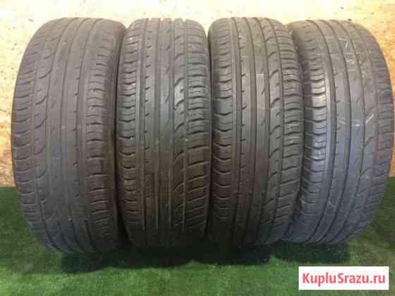 Комплект летних шин 215/55/18 Continental Premium Краснодар