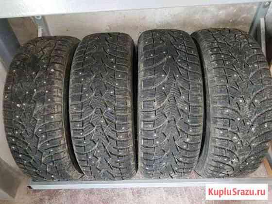 Зимние шины toyo 215/55R18 Липецк