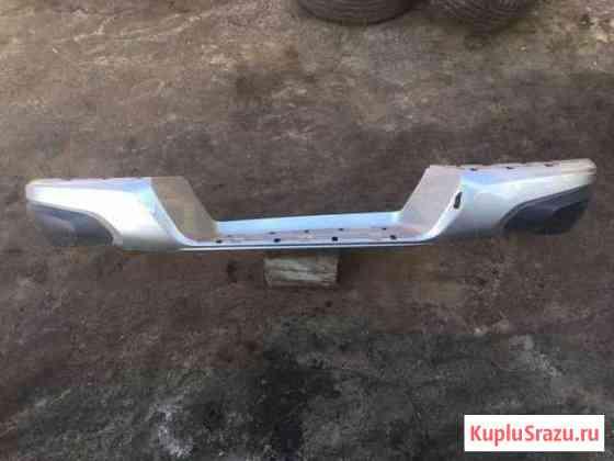 Бампер задний Mitsubishi L200 Митсубиси Эл 200 Архангельск