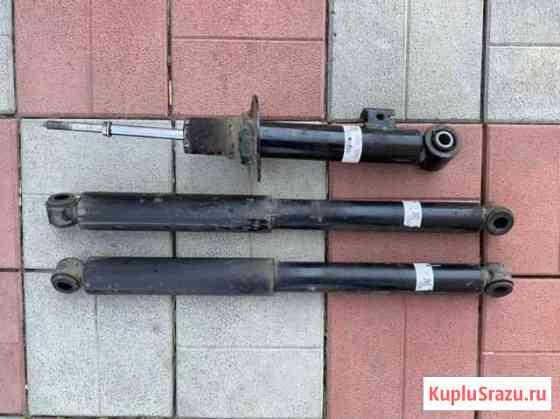 Стойка, амартизаторы на Мицубиши L-200, оригинал Иркутск