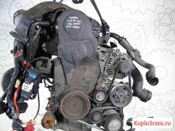 Двигатель (двс) Audi A4 (B7) BKE 1.9 Дизель, 2005 Рязань