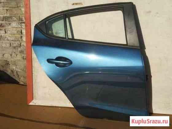 Дверь задняя правая Mazda 3 BM мазда 3 бм Тула