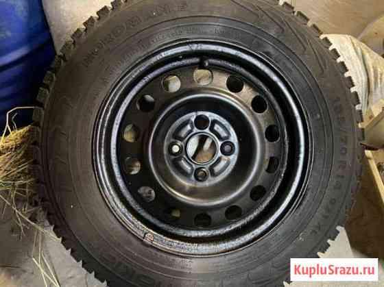 Продаются зимние колёса Nokian Nordman5 Пенза