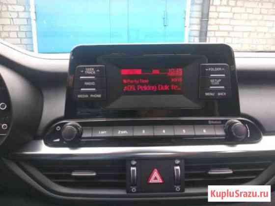 Штатная магнитола для Kia Cerato BD Губкин