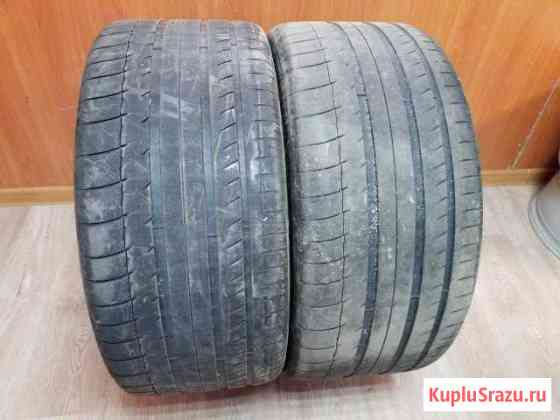 295/35r21 Michelin Latitude пара Санкт-Петербург