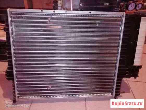 Радиатор бмв е34 м50 Оренбург