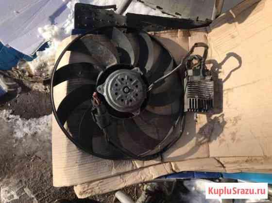 Блок управления вентилятора Ауди А4 8Е Смоленск