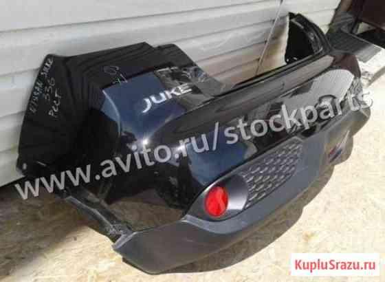 Бампер задний Nissan Juke рестайлинг Ижевск