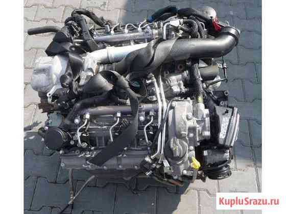 Двигатель mercedes C320 W204 3.2CDI 642.960 Казань