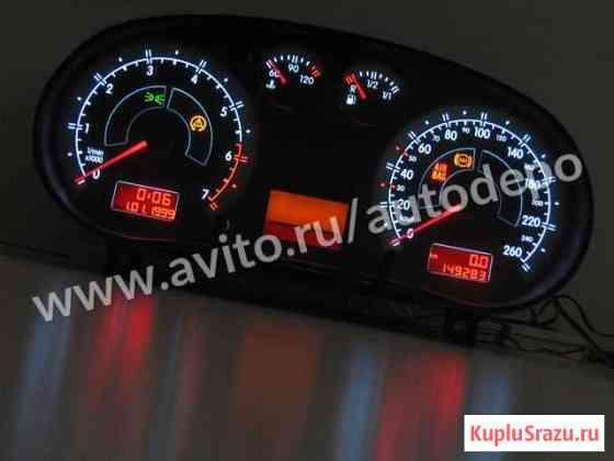 Audi TT 8N (98-06) Тюнинг Шкалы Приборов Калининград