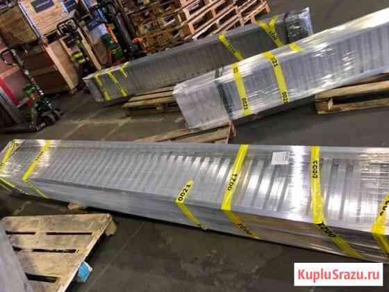 Алюминиевые аппарели 3250 кг, 5000 мм, 450 мм Талинка