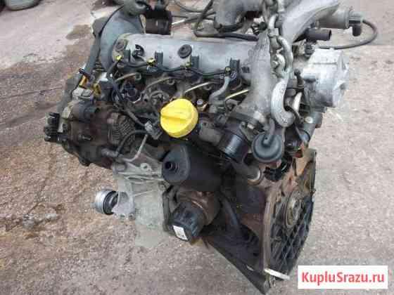 Двигатель 1.9DCI F9A F9Q renault nissan bosch Казань