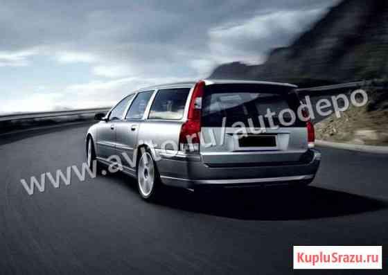 Спойлер Volvo V70, XC70 (00-07) CT Калининград