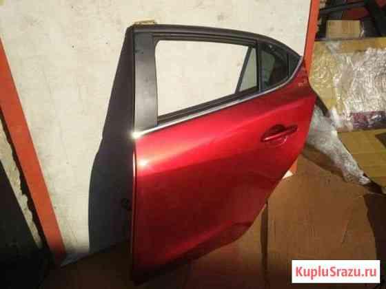 Дверь задняя левая Mazda 3 BM мазда 3 бм Липецк