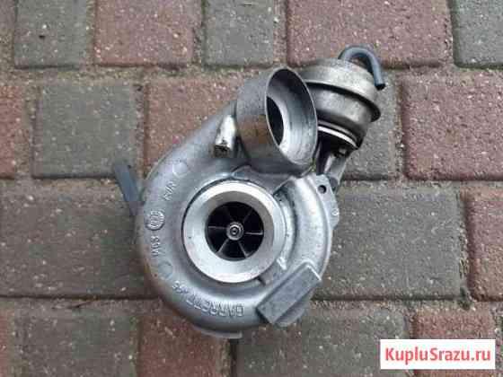 Турбина на мерседес w210 2.2cdi Калининград