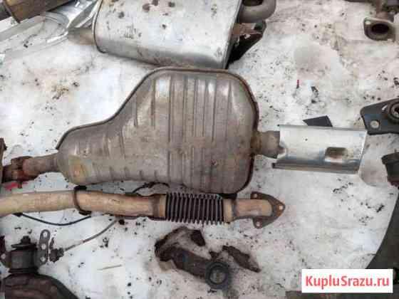 Глушитель выхлопных газов Опель Астра Н хэтчбэк Оренбург