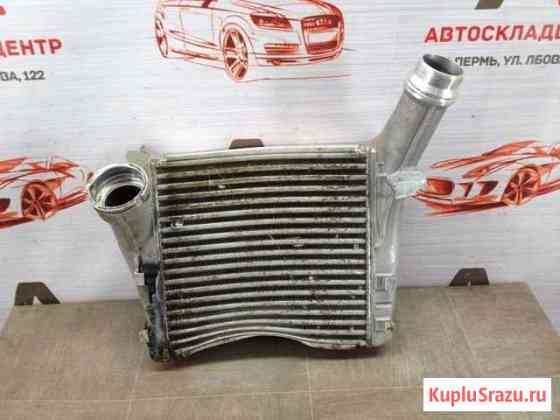 Интеркулер Volkswagen Touareg 7P5145804B Пермь