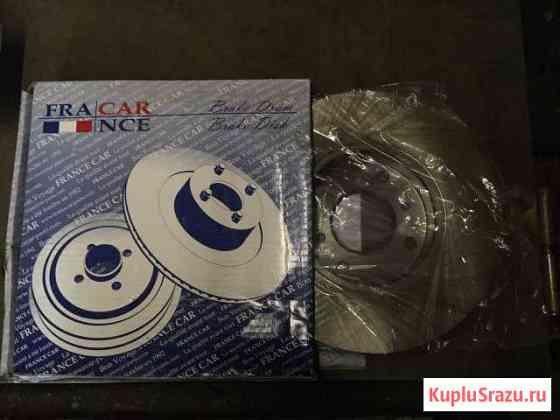 Тормозной диск переднего тормоза от Nissan Almera Сыктывкар