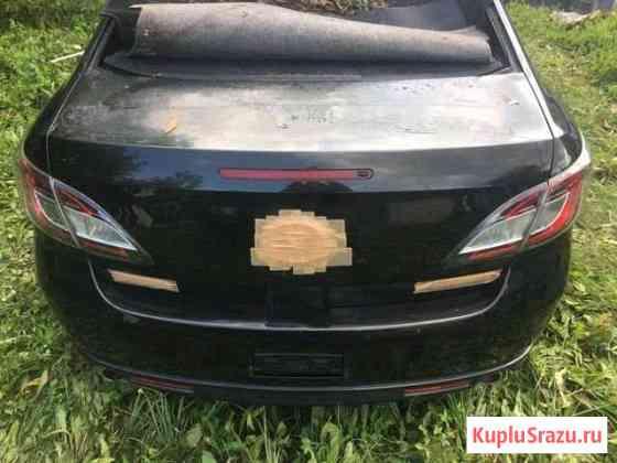 Крышка багажника Mazda 6 GH седан Екатеринбург