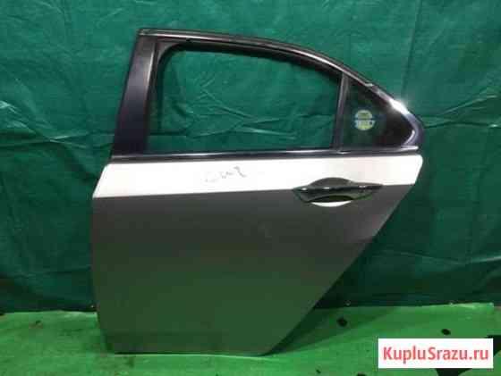 Дверь задняя левая Honda Accord 8 viii Липецк