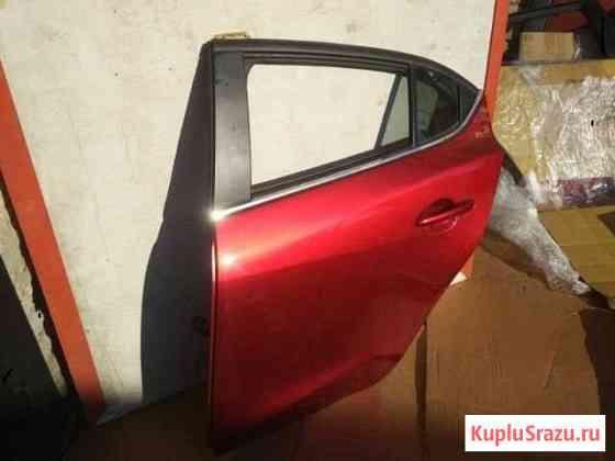 Дверь задняя левая Mazda 3 BM мазда 3 бм Пермь