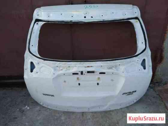Крышка багажника Toyota Rav4 CA40 рестайлинг Курск