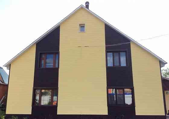 Фасадные работы, монтаж фасада, утепление Пермь