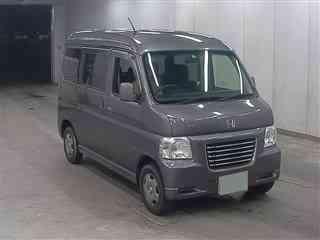 Микровэн Honda Vamos Hobio кузов HM3 типа минивэн модификация L гв 2012 Москва