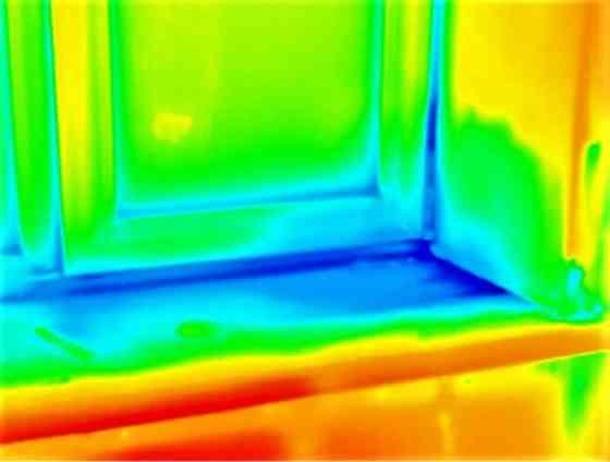 Тепловизионное обследование квартир и домов Смоленск