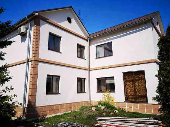 Покраска фасадов частных домов Ростов-на-Дону